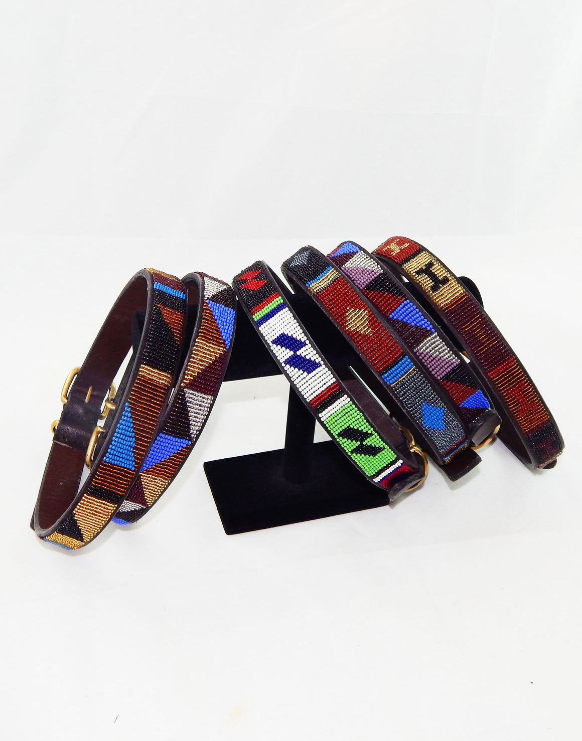 Maasai Dog Collars