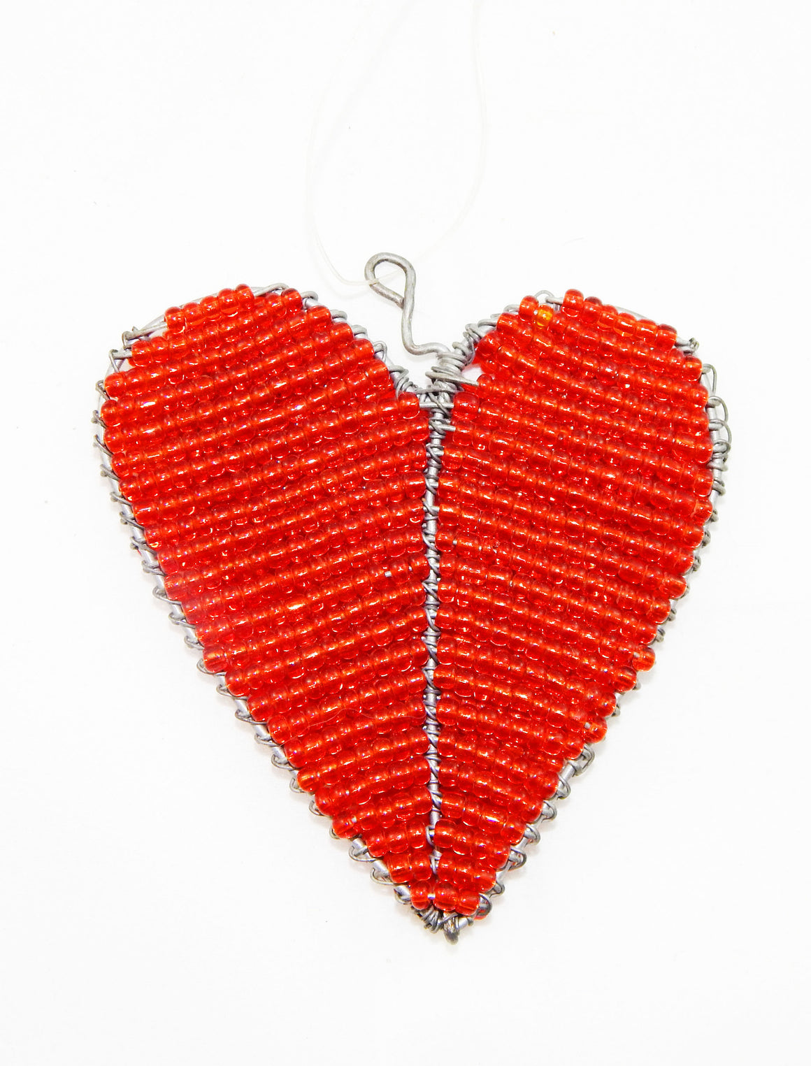 Maasai Heart Ornaments