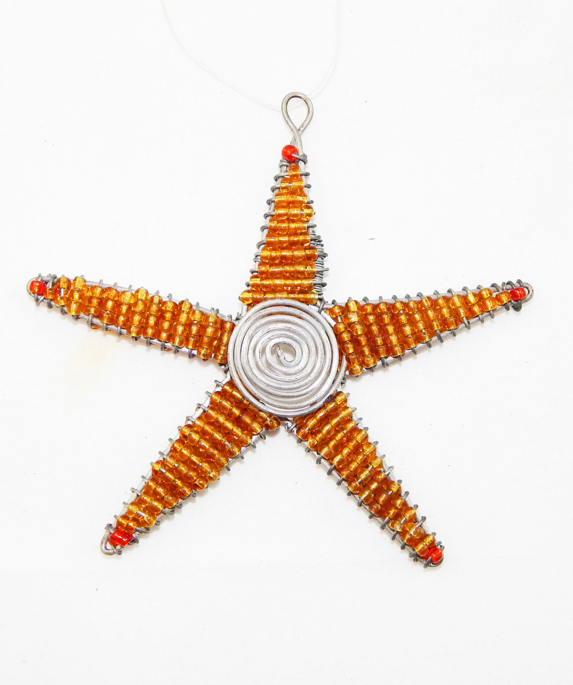 Maasai Star Ornaments