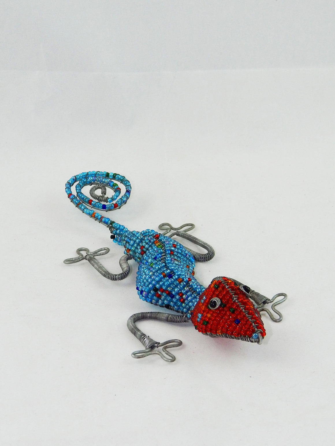 Maasai Beaded Lizards