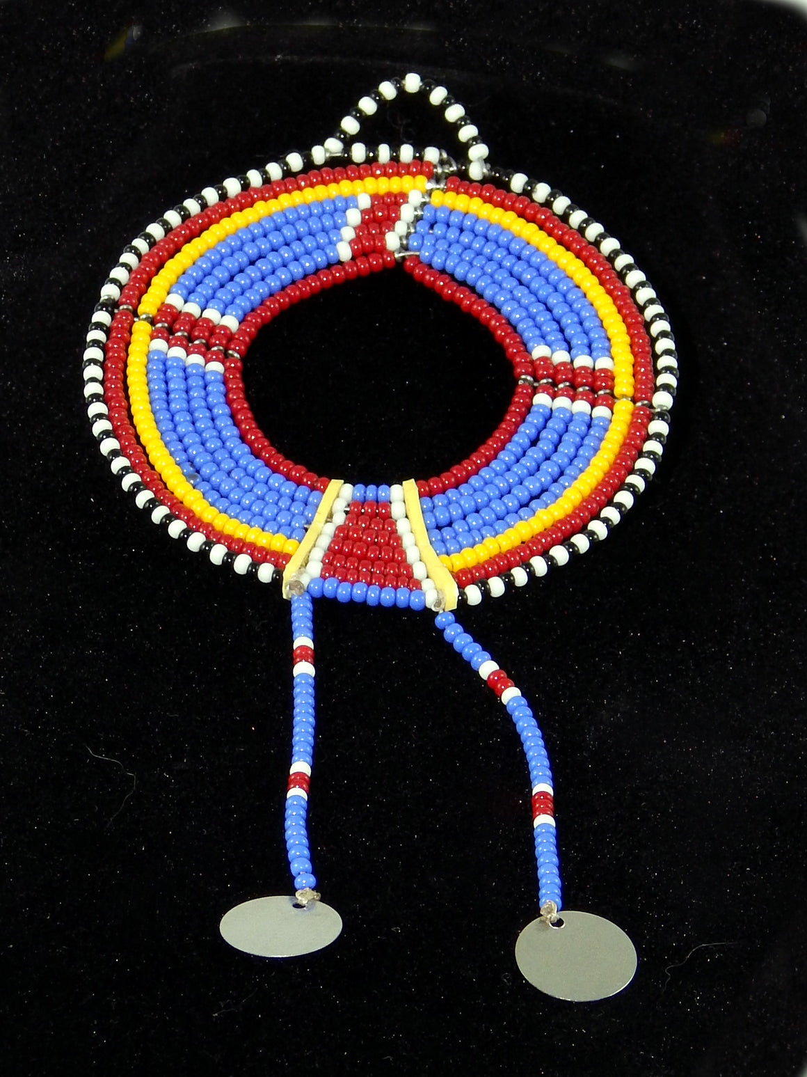 Maasai Wedding Ornaments