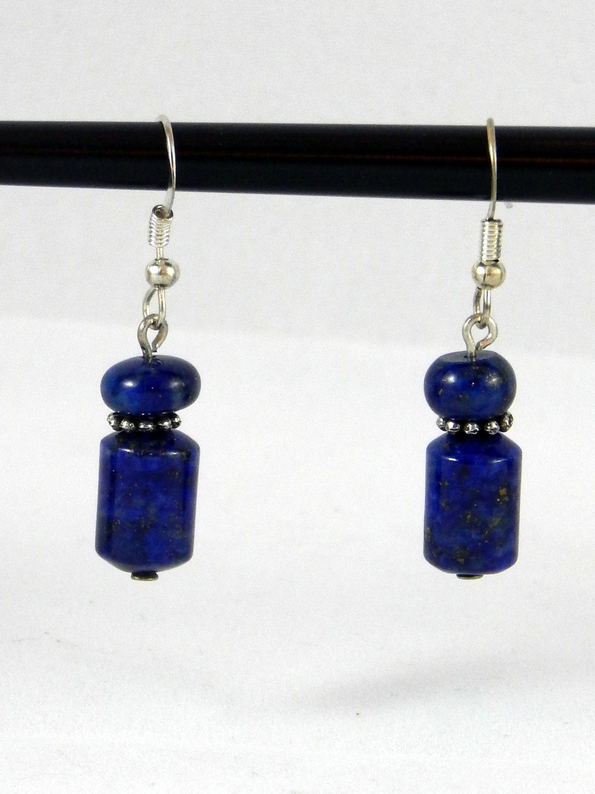 Blue Azure Earrings