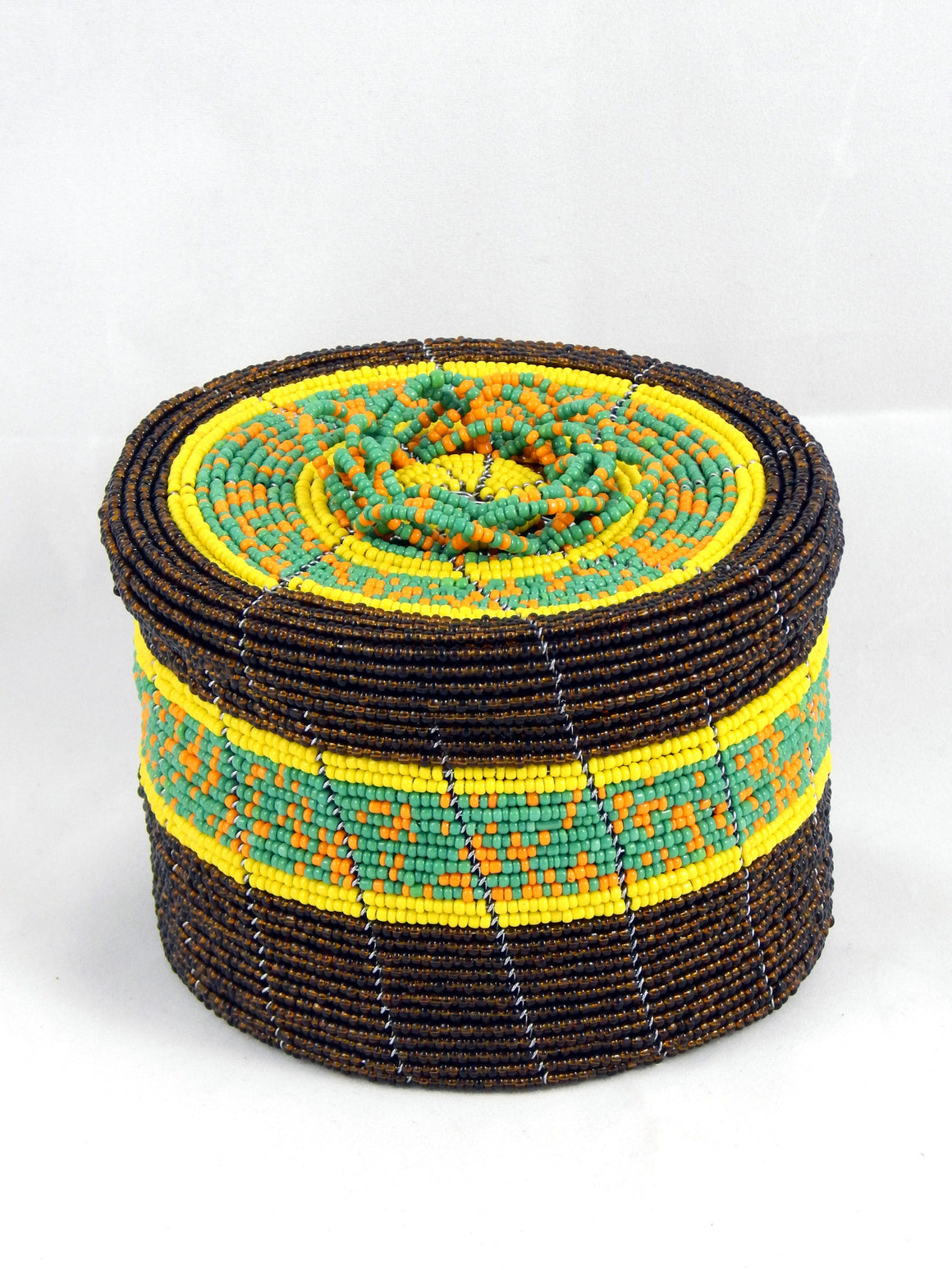 Maasai Jewelry Boxes