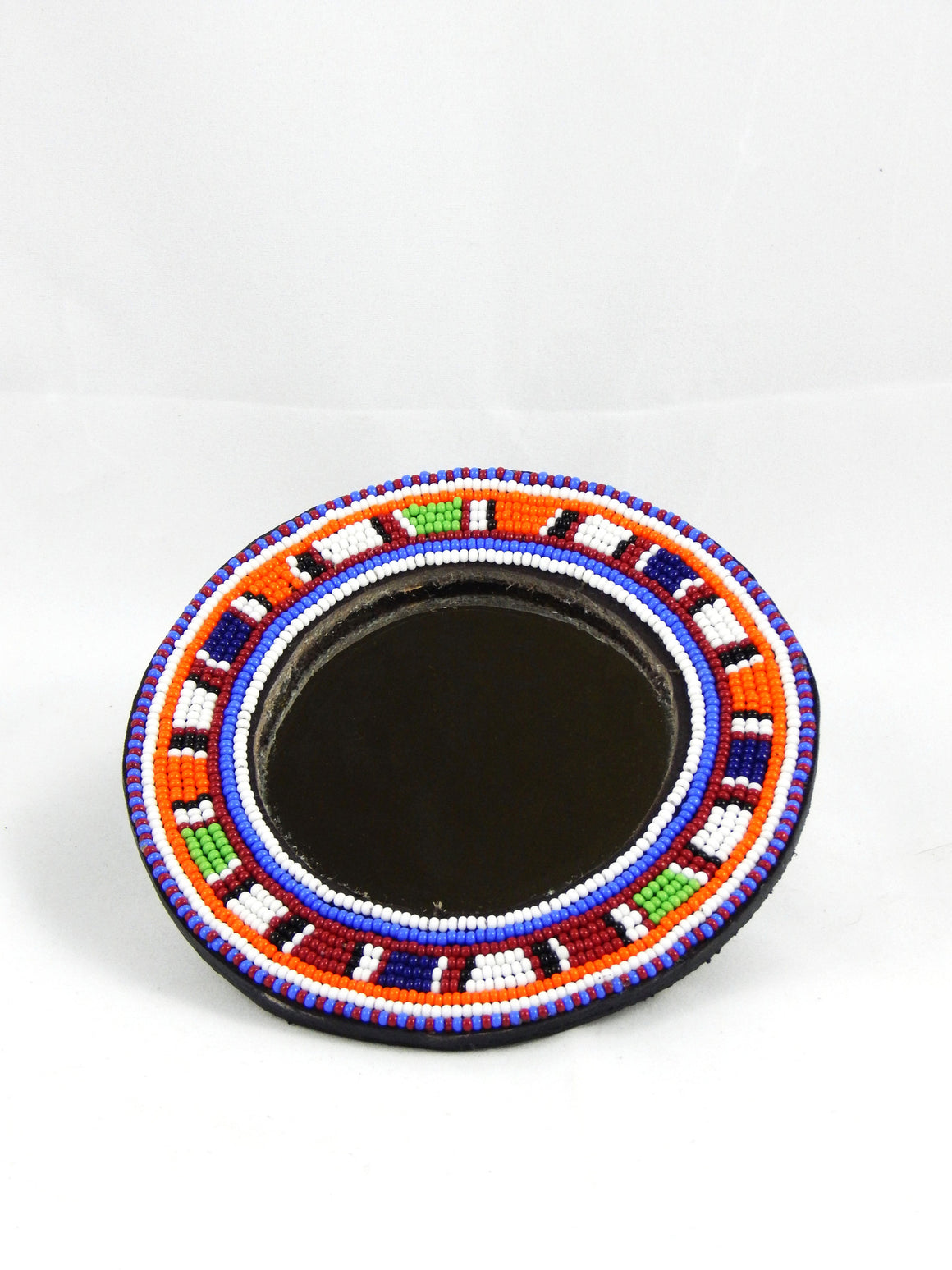Maasai Beaded Mirrors