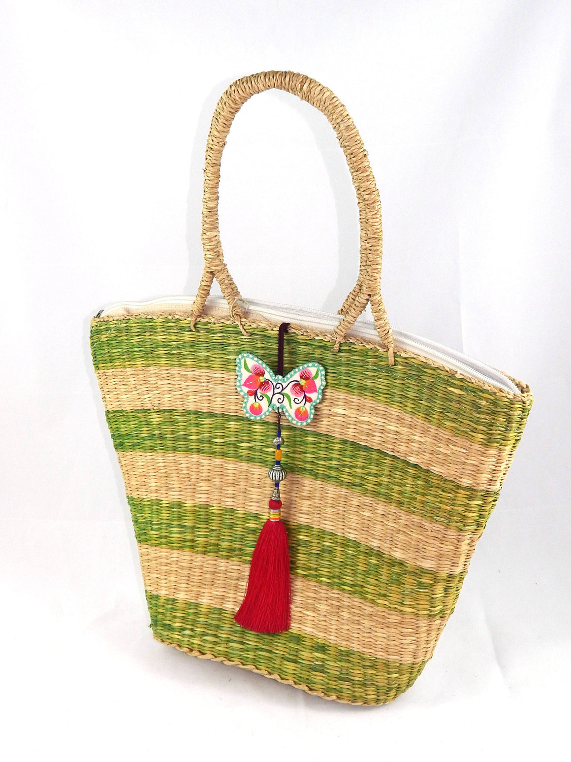 Bamboo and Hemp Purses