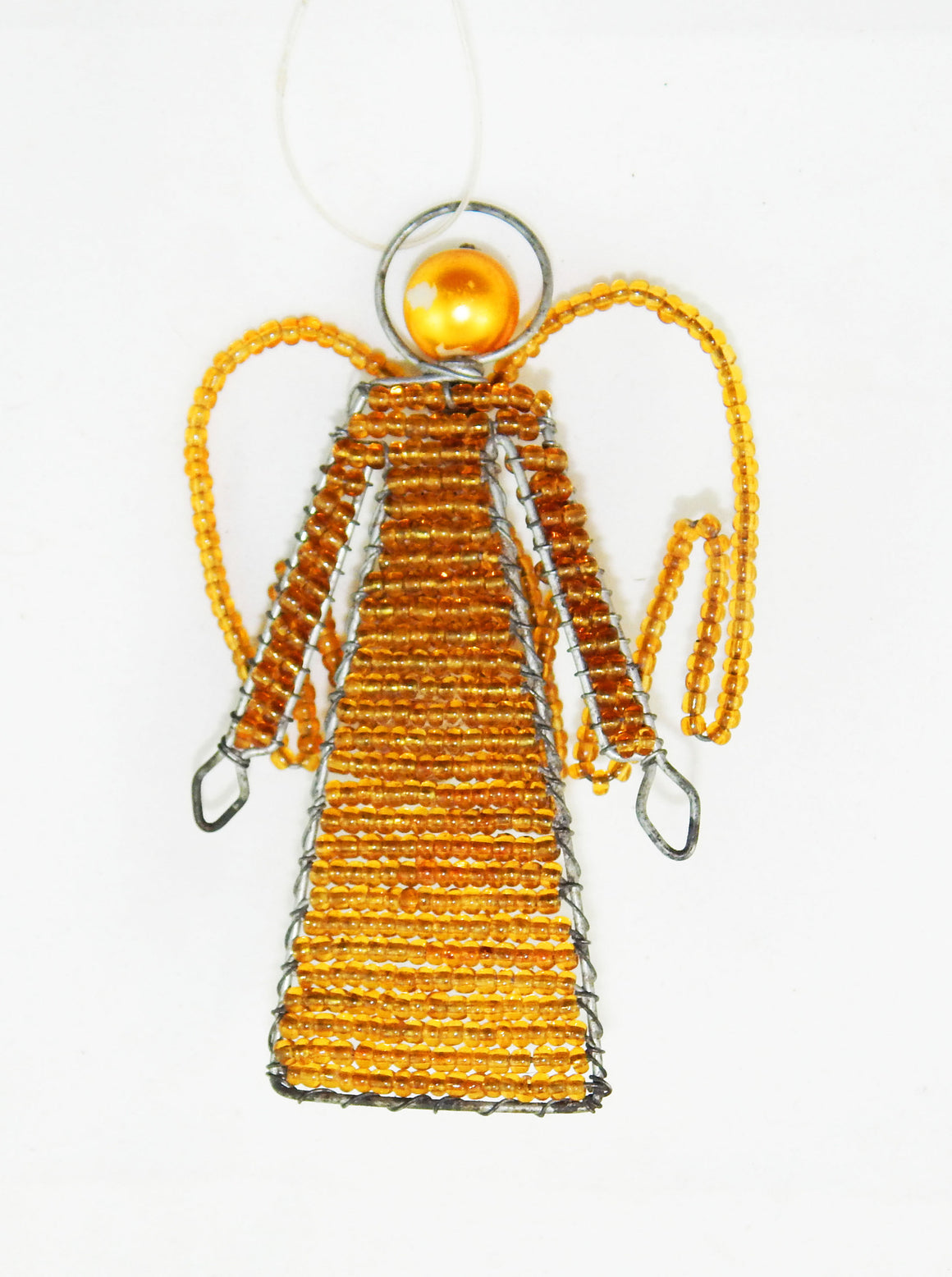 Maasai Angel Ornament