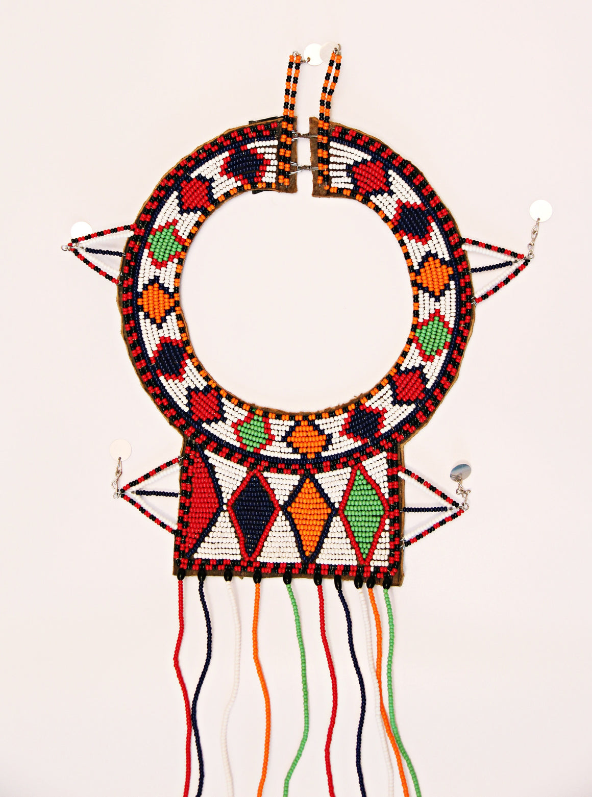 Maasai Wedding Necklaces