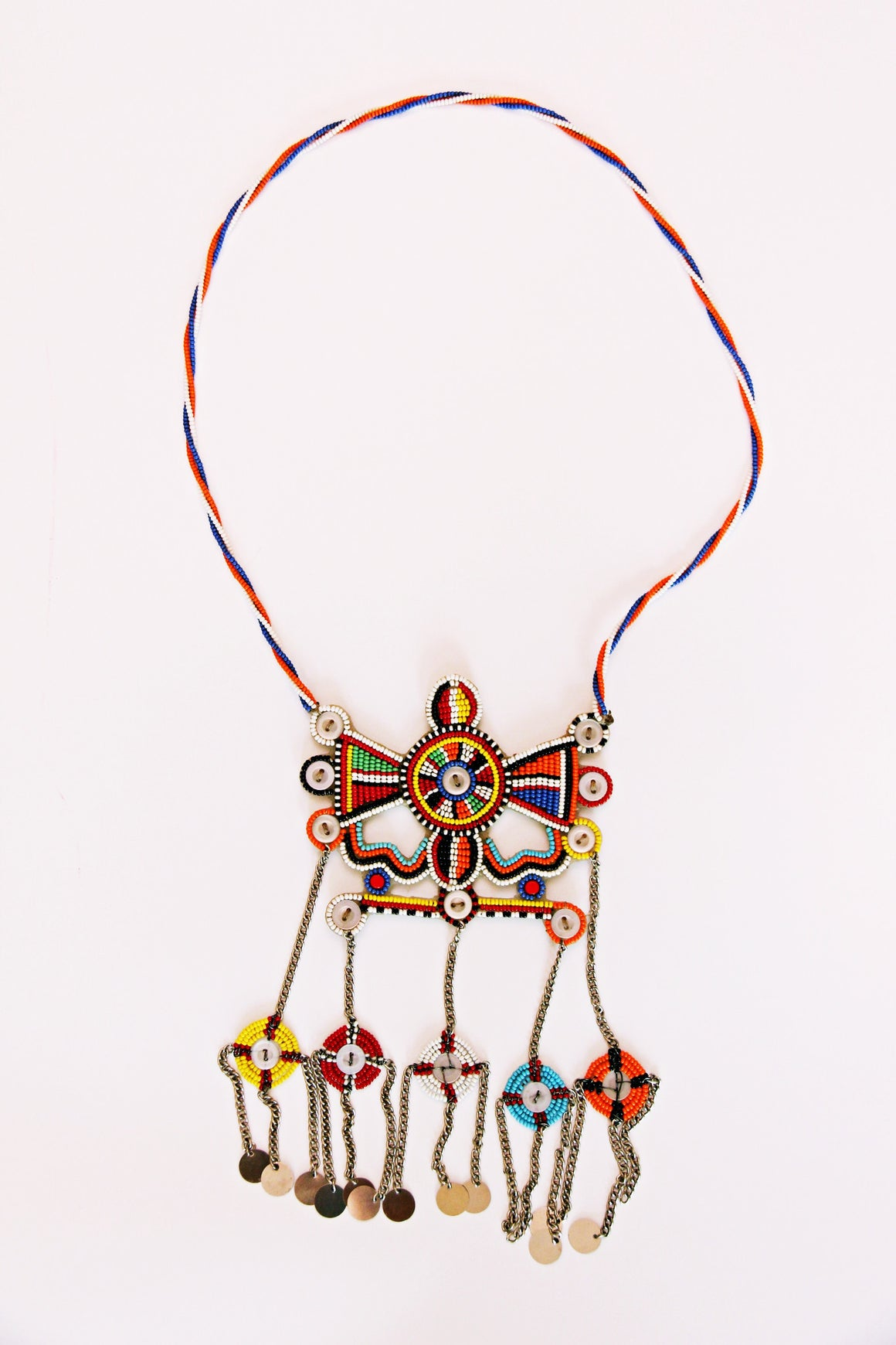 Maasai Star Necklace