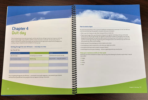 Smoke-Free For Life Participant Manuals