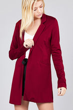 Load image into Gallery viewer, Kayla Tunic Jacket | More Colors