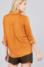 Load image into Gallery viewer, Eileen Print Woven Top | More Colors
