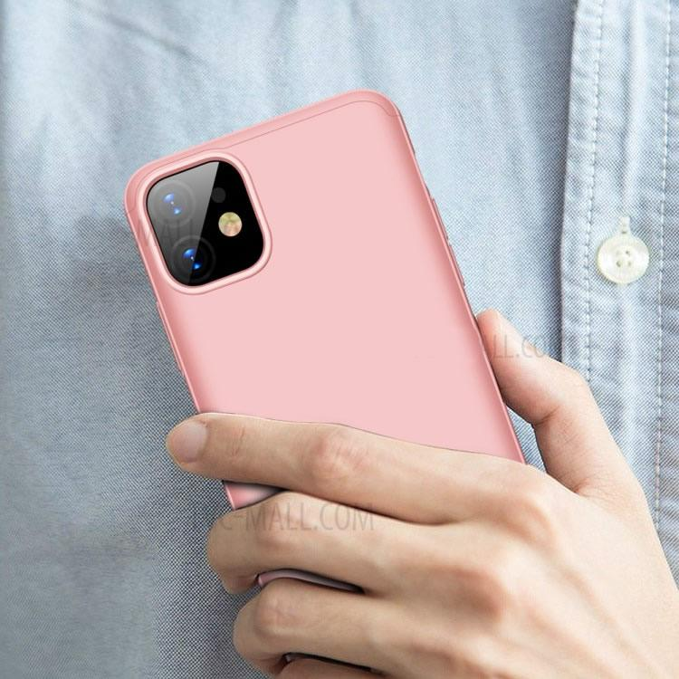 Case Funda 3 en 1 para iPhone - Rosa
