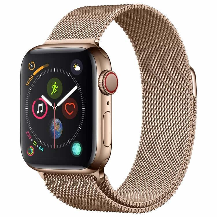 Correa Pulso Apple Watch Milan - Rose Gold