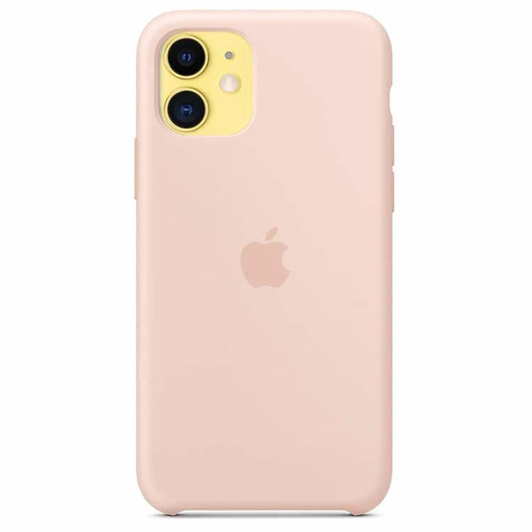 Case Funda Silicona Líquida para iPhone - Rosa