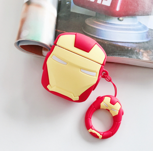 Estuche AirPods Superhéroes - Iron Man