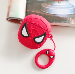 Estuche AirPods Superhéroes - Spiderman