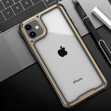 Case Funda iPaky para iPhone - Dorado