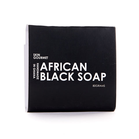 African Black Soap 80g