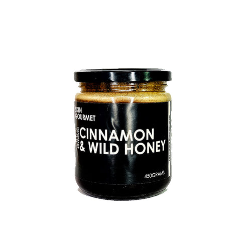 Cinnamon & Wild Honey (50ml)