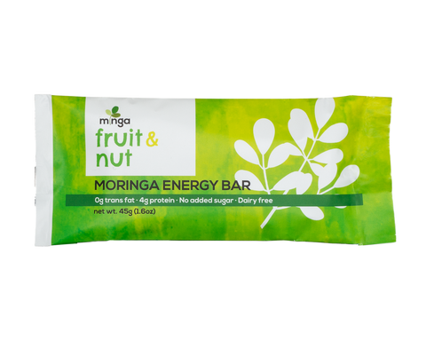 Minga Energy Bar - Fruit and Nut