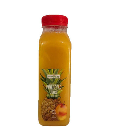Moringa King - Fresh Juices - Pineapple and Ginger (250ml)