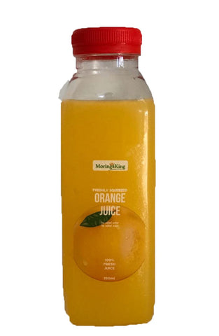 Moringa King - Fresh Juices - Orange Juice (350ml)