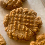 Vegan Peanut Butter Cookies	(Box of 6)