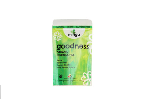 Minga Moringa Tea (Goodness)