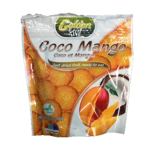 Coco Mango fruit bar (100g)