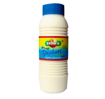 Zenos Yoghurt Bottled Drink