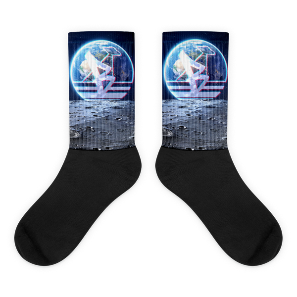 BAYLIENS - MOONLANDER SOCKS