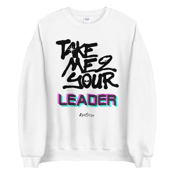 BAYLIENS - TAKE ME 2 YOUR LEADER CREW (white)