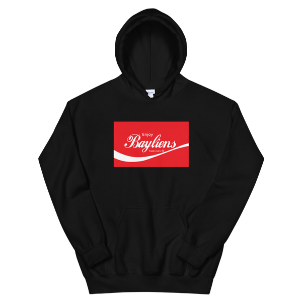 BAYLIENS - RED, WHITE & YOU HOODIE