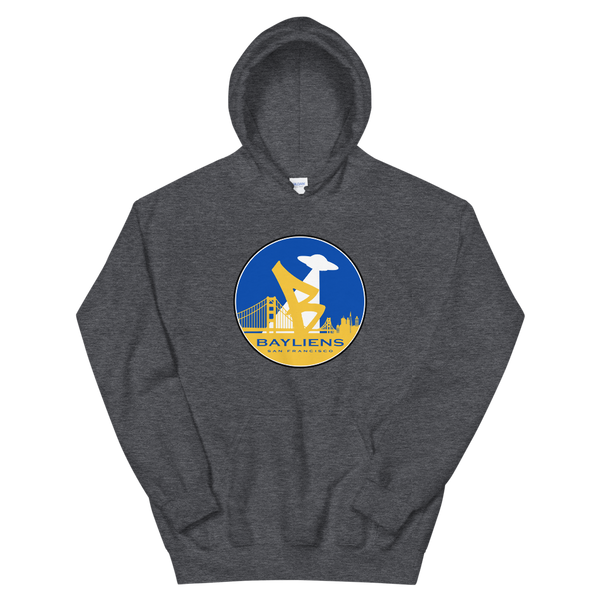 BAYLIENS - HAVE LANDED WARRIORS HOODIE