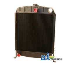 Ai K922057 Radiator For David Brown Tractor