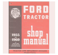61446 Manual Service Ford 600/800601/801