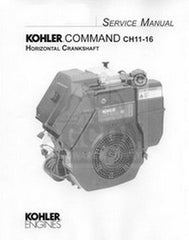 Kohler Command CH 11 12.5 13 14 15 16 HP Service Manual