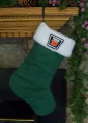 Oliver Tractor New Christmas Stocking Holiday Gift