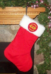 Massey Harris Tractor Christmas Stocking Holiday Gift