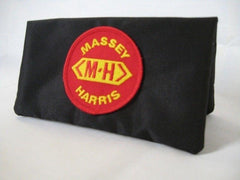 Massey Harris Tractor Checkbook Cover Christmas Gift