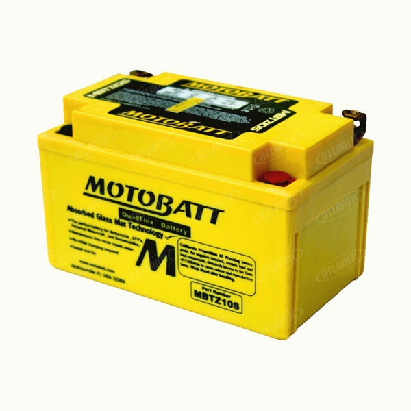 Motobatt Battery fits Various Makes Models Listed Below YTX7ABS YTZ10S