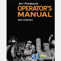 Allis Chalmers Operator Manual AC-O-UCWCONT