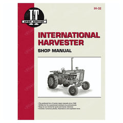 Service Manual Case International Harvester 120612561456 21206 21256 21456 2706