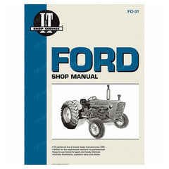 Service Manual Ford New Holland 2000 3000 4000 4100 4140 4200