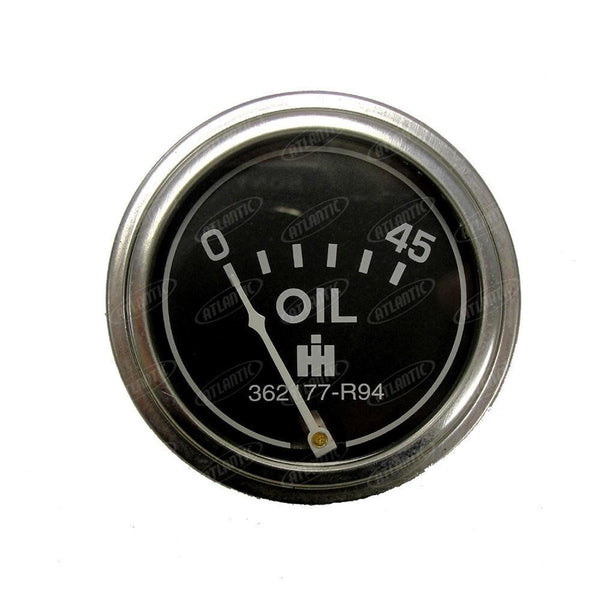 Oil Pressure Gauge fits Case/International Models Listed Below 362036R91