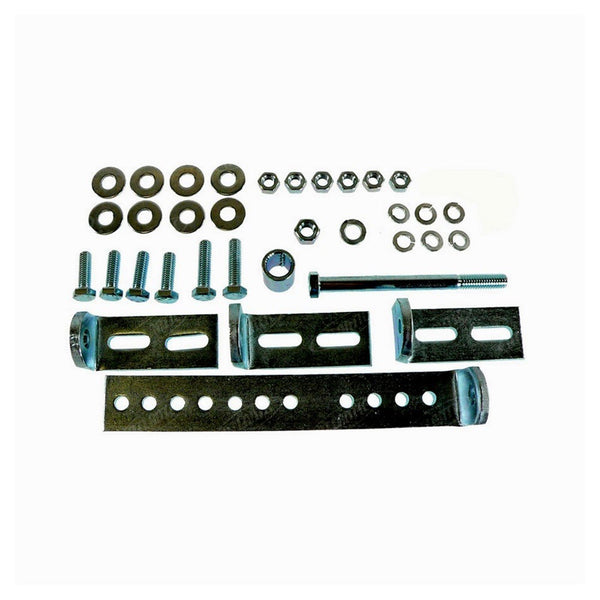 Bracket Kit fits Various Makes Models Listed Below GDR9104