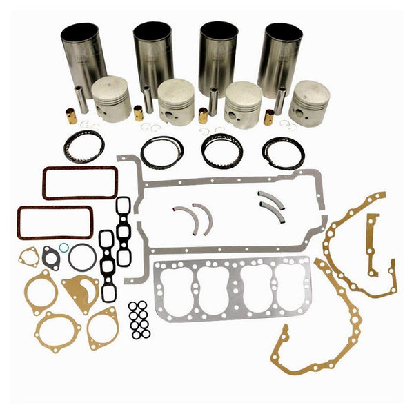 0 Engine Base Kit 0.90 Liners Ford New Holland 2N 8N 9N