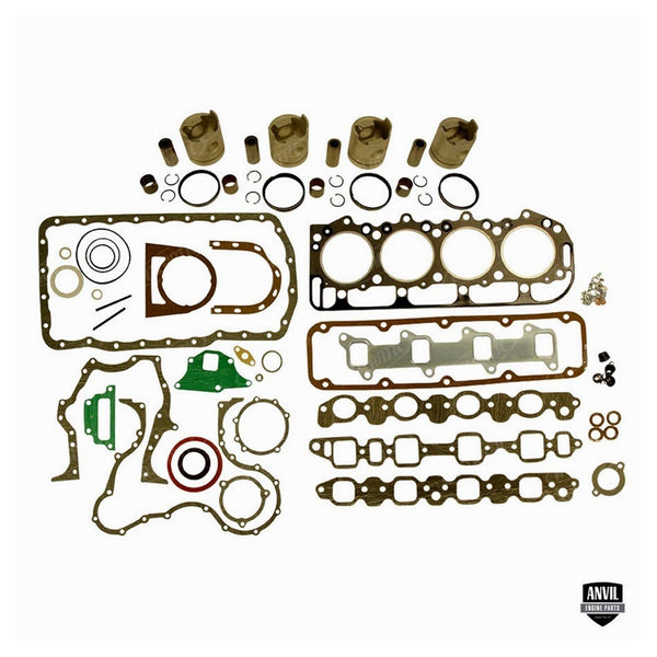 Engine Rebuild Kit Ford New Holland 256 Eng 4830 5000 5030 5100 555C 555D 5600