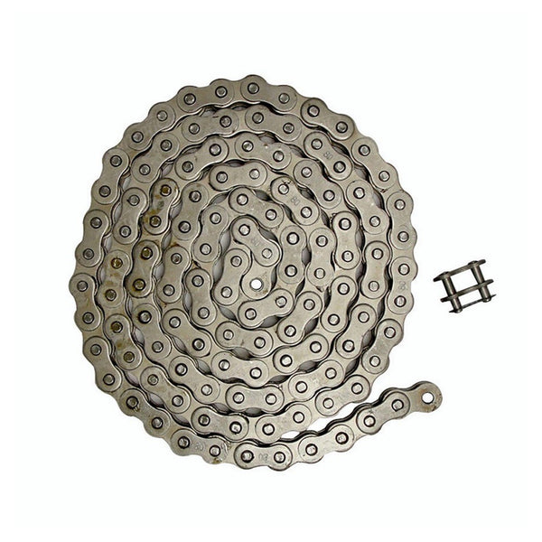 Roller Chain Rivet Type 10Ft 80 Universal Products