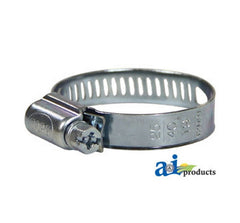 Ai C20P Hose Clamp (Qty Of 10) For Miscellaneous Machines  Allis-Chalmer